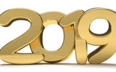 Gelukkig 2019!