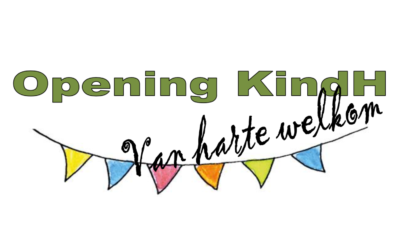 Opening KindH 8 mei 2019